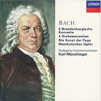 Stuttgarter Kammerorchester, Karl Munchinger – Bach, J.S.: Orchestral Works