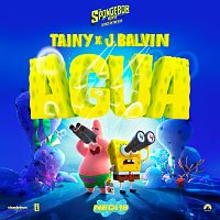 "Tainy, J. Balvin – Agua [Music From ""Sponge On The Run"" Movie]"