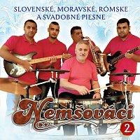 Slovenské, moravské, rómske a svadobné piesne 2