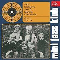 Přední strana obalu CD Mini Jazz Klub 38