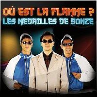 Přední strana obalu CD Ou Est La Flamme?
