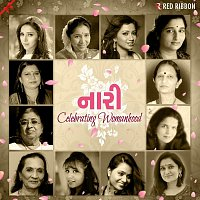 Přední strana obalu CD Naari - Celebrating Womanhood (Gujarati)