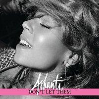 Přední strana obalu CD Don't Let Them