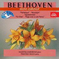 Valentina Kameníková, František Rauch – Mon amour / Beethoven: Klavírní sonáty