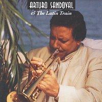 Přední strana obalu CD Arturo Sandoval & The Latin Train