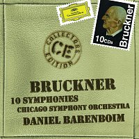 Chicago Symphony Orchestra, Daniel Barenboim – Bruckner: 10 Symphonies