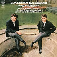 Daniel Barenboim – Mozart: Concerto No. 5 in A Major, K. 219 & Concerto No. 4 in D Major, K. 218 (Remastered)