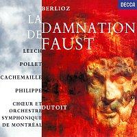 Charles Dutoit, Francoise Pollet, Richard Leech, Gilles Cachemaille – Berlioz: La Damnation de Faust