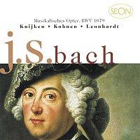 Gustav Leonhardt, Robert Kohnen, Johann Sebastian Bach, Sigiswald Kuijken, Barthold Kuijken – Bach:  Offrande Musicale