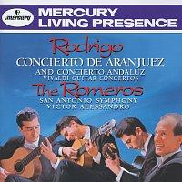 Los Romeros, San Antonio Symphony Orchestra, Victor Alessandro – Rodrigo: Concierto de Aranjuez / Vivaldi: Guitar Concertos