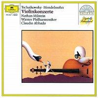 Nathan Milstein, Wiener Philharmoniker, Claudio Abbado – Tchaikovsky / Mendelssohn: Violin Concertos
