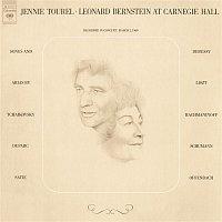 Jennie Tourel & Leonard Bernstein at Carnegie Hall