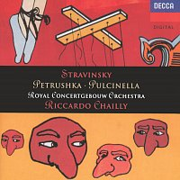 Royal Concertgebouw Orchestra, Riccardo Chailly – Stravinsky: Pulcinella; Petrushka