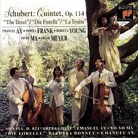 Emanuel Ax, Yo-Yo Ma, Barbara Bonney – Schubert: Trout Quintet; Arpeggione Sonata; Die Forelle