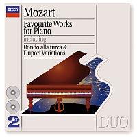 Přední strana obalu CD Mozart: Favourite Works for Piano