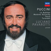 Luciano Pavarotti – Puccini: The Great Operas [9 CDs]