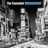 Přední strana obalu CD The Essential Broadway