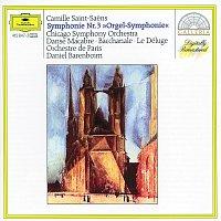 "Chicago Symphony Orchestra, Orchestre de Paris, Daniel Barenboim, Gaston Litaize – Saint-Saens: Symphony No.3 ""Organ"""