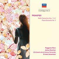 Ruggiero Ricci, Julius Katchen, L'Orchestre de la Suisse Romande, Ernest Ansermet – Prokofiev: Violin Concertos Nos.1 & 2; Piano Concerto No.3