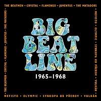 Přední strana obalu CD Big Beat Line 1965-1968