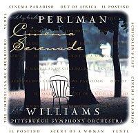 Itzhak Perlman, John Williams, Pittsburgh Symphony Orchestra, John Christopher Williams – Cinema Serenade