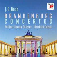 Berliner Barock Solisten, Johann Sebastian Bach, Reinhard Goebel – Bach: Brandenburgische Konzerte – CD