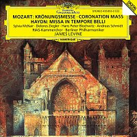 "Berliner Philharmoniker, James Levine – Mozart: Mass in C K317 ""Coronation Mass"" / Haydn: Missa in tempore belli"
