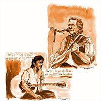 Guy Clark, Townes Van Zandt – Live On KPFK Folkscene, FM Broadcast, Los Angeles CA, 13th November 1988 (Remastered)