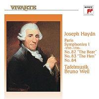 Bruno Weil, Joseph Haydn, Tafelmusik, Tafelmusik Baroque Orchestra – Haydn: Symphonies Nos. 82-84
