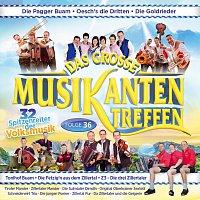 Různí interpreti – Das grosze Musikantentreffen - Folge 36