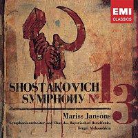 Mariss Jansons, Sergei Aleksashkin, Chor des Bayerischen Rundfunks, Symphonieorchester des Bayerischen Rundfunks – Shostakovich: Symphony No. 13