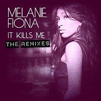 Přední strana obalu CD It Kills Me [E. London Mega Mix]