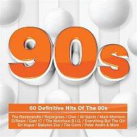 Přední strana obalu CD 90s