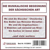 Fred Weyrich & Das Orchester Rudi Bauer – Die musikalische Begegnung der sachsischen Art