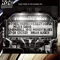 Neil Young, Crazy Horse – Live At The Fillmore East – CD