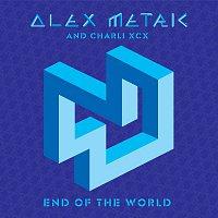 Alex Metric, Charli XCX – End Of The World
