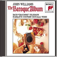 John Williams, Domenico Scarlatti – The Baroque Album