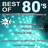 Gilles David Orchestra – Best of 80's - Les meilleures chansons des années 80 - Vol. 7