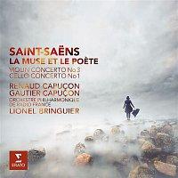 Renaud Capucon, Gautier Capucon, Lionel Bringuier, Orchestre Philharmonique de Radio France – Saint-Saens: La Muse et le Poete