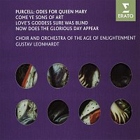 Gustav Leonhardt, Orchestra Of The Age Of Enlightenment, Julia Gooding, James Bowman, Christopher Robson, Howard Crook, David Wilson-Johnson, Michael George, Choir Of The Age Of Enlightenment – Purcell - Odes for Queen Mary