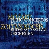 Zoltán Kocsis, Budapest Festival Orchestra – Mozart: Piano Concertos Nos. 11, 17 & 19