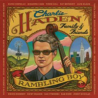 Přední strana obalu CD Charlie Haden Family & Friends - Rambling Boy