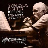 Sviatoslav Richter – Beethoven: Sonatas Nos. 3, 7 & 19