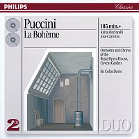 Katia Ricciarelli, José Carreras, Chorus of the Royal Opera House, Covent Garden – Puccini: La Boheme [2 CDs]