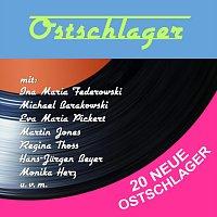 Přední strana obalu CD 20 Neue Ostschlager