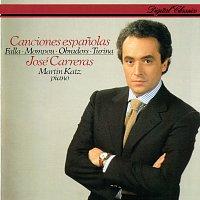 José Carreras, Martin Katz – Canciones espanolas