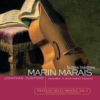 Jonathan Dunford, Sylvia Abramowicz, Laurent Stewart, Benjamin Perrot – Marais-Pieces de viole Inédites vol II