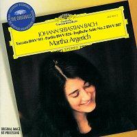 Martha Argerich – Bach, J.S.: Toccata BWV 911; Partita No.2; English Suite No.2