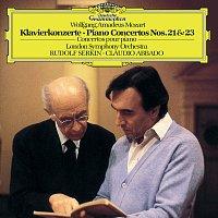 Rudolf Serkin, London Symphony Orchestra, Claudio Abbado – Mozart, W.A. : Piano Concertos Nos.21 & 23