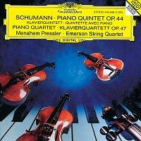 Emerson String Quartet, Menahem Pressler – Schumann: Piano Quintet, Op.22; Piano Quartet, Op. 47